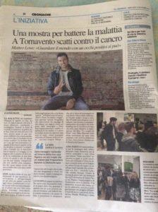 Pagina quotidiano IL GIORNO